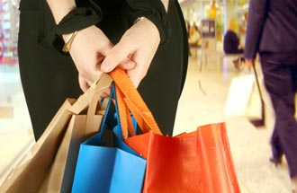 Shoppier in Aktion - © Andres Rodriguez - Fotolia.com